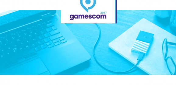 Western Digital – Gamescom 2017 presentatie