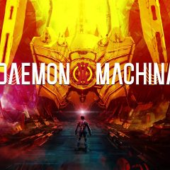 Daemon X Machina teaser trailer
