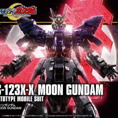 Moon Gundam Review