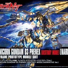 Unicorn Gundam 03 Phenex Narrative Version Review