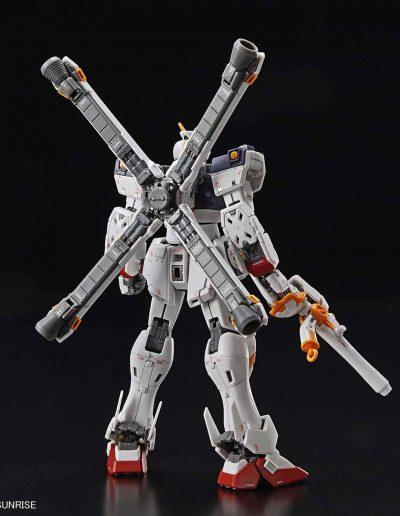 Gundam Crossbone X1 back