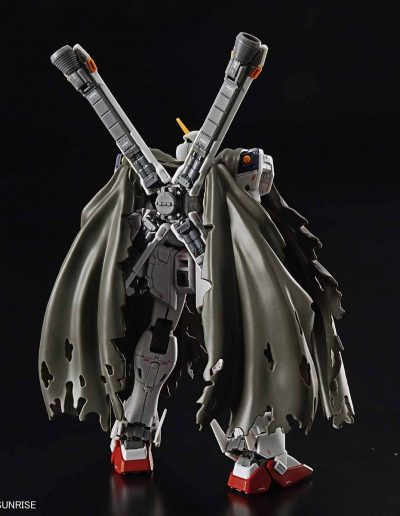 Gundam Crossbone X1 back cloak