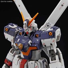 RG Crossbone Gundam X1 bevat lading accessoires