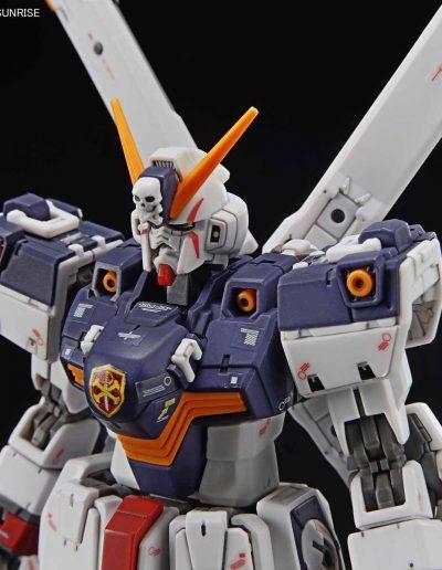 Gundam Crossbone X1 face gimmick