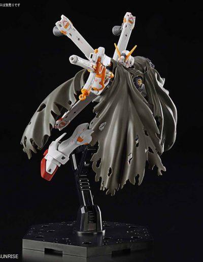 Gundam Crossbone X1 flying cloak