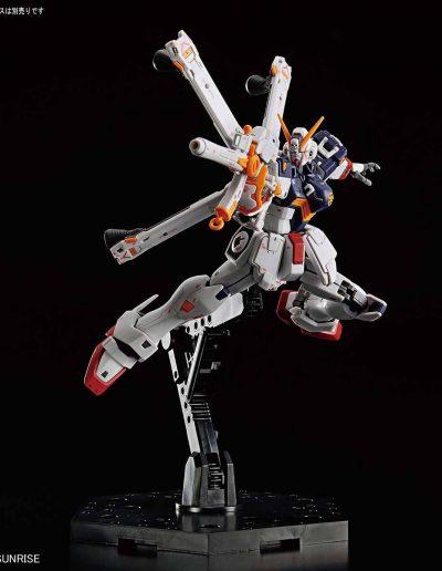 Gundam Crossbone X1 shot