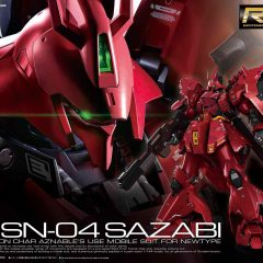 RG Sazabi Review