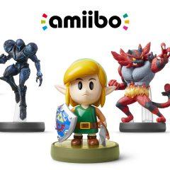 Nintendo onthult nieuwe Amiibo figuren
