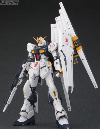 Dengeki Hobby RX-93 Nu Gundam