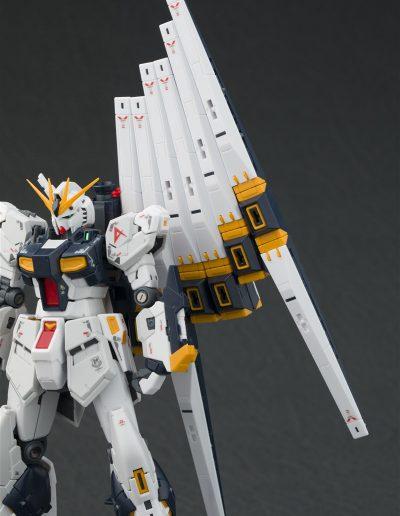 Dengeki Hobby RX-93 Nu Gundam fin funnel
