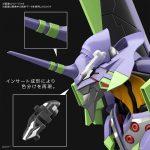 Bandai Spirits EVA-01 head