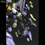 Bandai Spirits EVA-01 parts