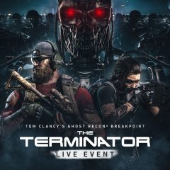 Ghost Recon Breakpoint Terminator evenement