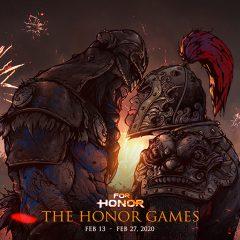 For Honor viert derde verjaardag met The Honor Games