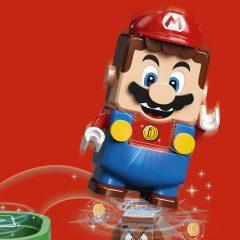 Neem een kijkje naar LEGO Super Mario