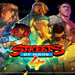 Streets of Rage 4 Dev Diaries op een rijtje