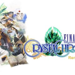 FINAL FANTASY CHRYSTAL CHRONICLES Remastered Edition