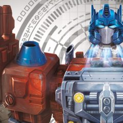 Transformers TCG Spotlight: Optimus Prime
