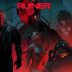 RUINER is stijlvolle cyberpunk game