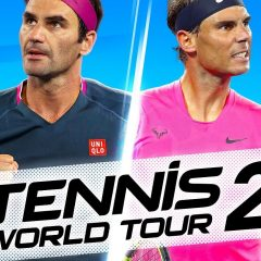 Tennis World Tour 2 gameplay video