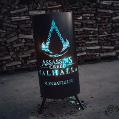 Win jouw eigen Assassin's Creed Valhalla vuurkorf