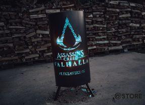 Win jouw eigen Assassin's Creed Valhalla vuurkorf