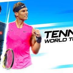 Tennis World Tour 2 trailer