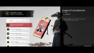 Ghost of Tsushima Legends charm