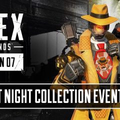 Apex Legends Figh Night Collection Event