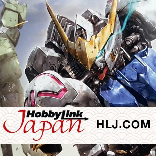Alle Gundam en hobby gereedschap vind je op Hobby Link Japan
